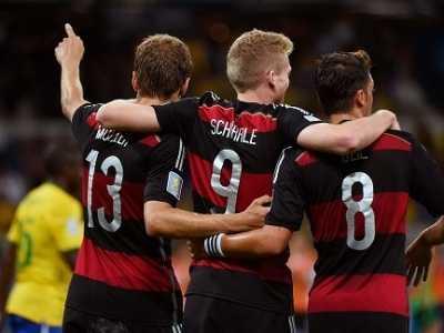 梅西体力殆尽双腿如灌铅 德国夺冠7原因