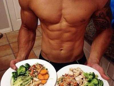 简单有效的健身食谱 健身增肌简易食谱
