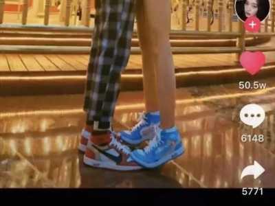 大家都爱的AJ鞋 板鞋和运动鞋谁结实