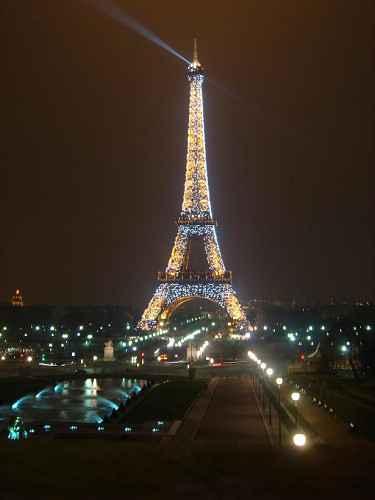 巴黎琴音袅袅梦醒时辰
