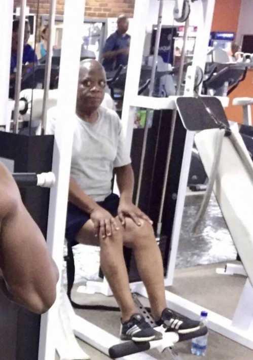 女生天天泡健身房 去健身房为什幺还胖了