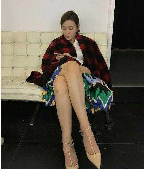 这些女明星的腿到底有多长 女人的腿有多长