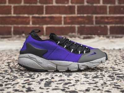 NIKE耐克Air Footscape Ripstop男士气垫运动鞋 运动鞋男款气垫