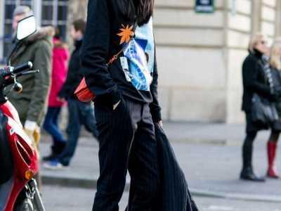 冬天穿搭球鞋的5个小秘密 冬季运动时尚女装搭配