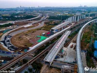 中国最大转体桥成功转体 中国最大的时候