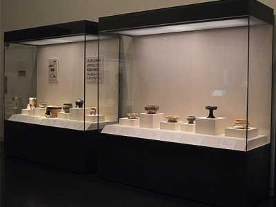 中山市博物馆二层展柜优 中山博物馆