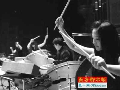 聆听打击乐和交响乐的对话 台湾交响乐打击乐首席