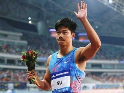 苏炳添百米突破9秒90 田径项目世界纪录