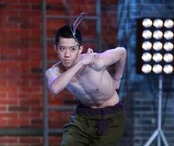 中国好舞蹈赵洋三羊 中国好舞蹈结束舞