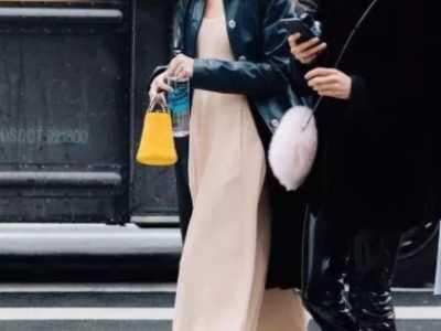 切尔西靴搭配裙子图片女冬季 切尔西靴女