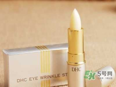 dhc眼部美容棒使用方法 美容棒用眼部的步奏