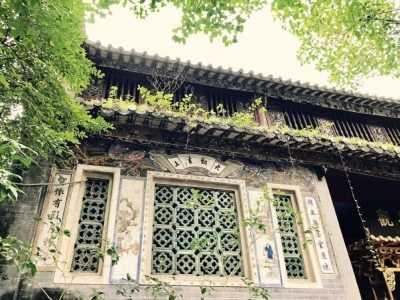 广东香火很旺的一座寺庙 广东历史最久的寺庙