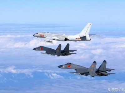 中国空军已经拥有8个轰- 8在中国的意义