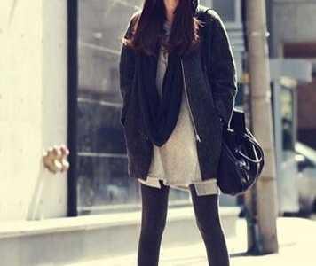 冬季服装搭配图片和技巧 冬装时尚搭配