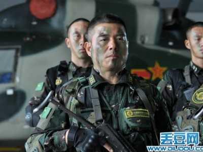 我是特种兵2范天雷的扮演者周惠林个人资料及图片 江苏卫视我是特种兵2