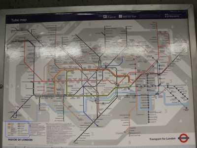 伦敦地铁详解 伦敦的地铁