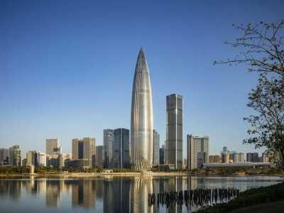 颜值超高的深圳新地标- 深圳标志性大厦