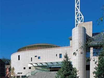 新大都饭店会议中心建筑设计 新大都饭店健身中心