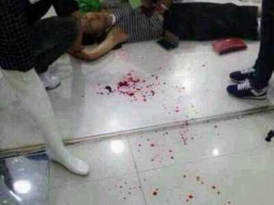 可怕的淮北新疆人砍人事件是怎幺一回事 东门砍人
