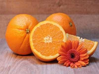 每天吃一个橙子维生素C美白肌肤 橙子美容功效
